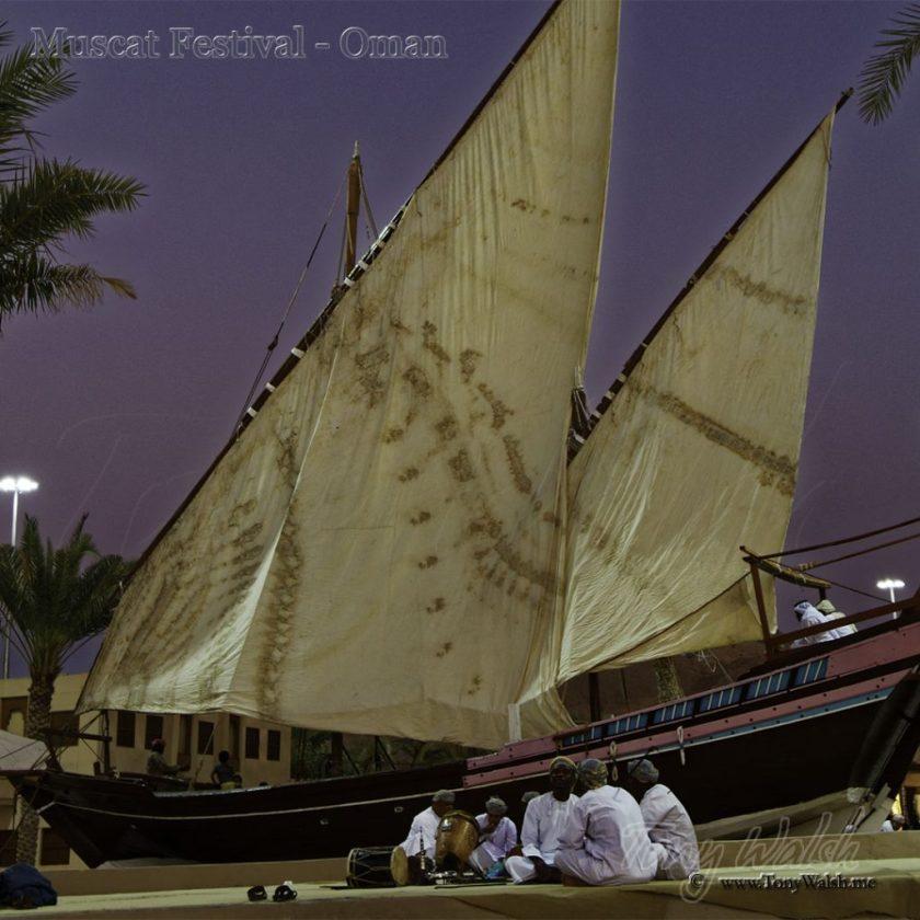 Muscat Festival - Oman