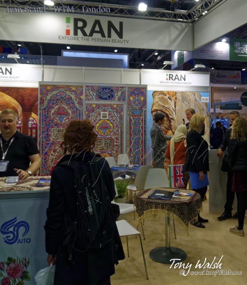 Iran Stand - WTM