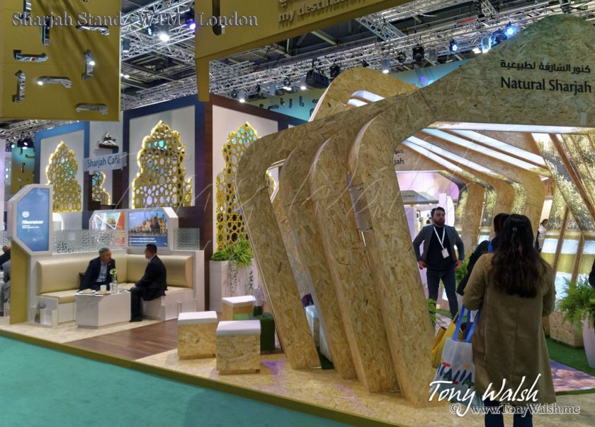 Sharjah Stand - WTM