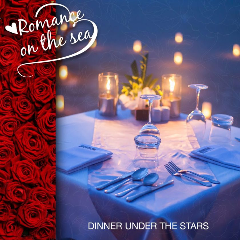 Dining Under the Stars at Al Mina