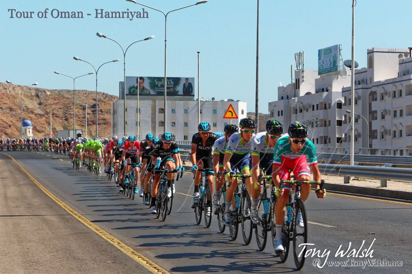 Tour of Oman - Hamriyah