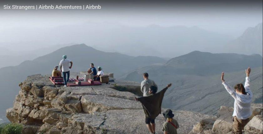 Western Hajar Mountains Airbnb Adventures