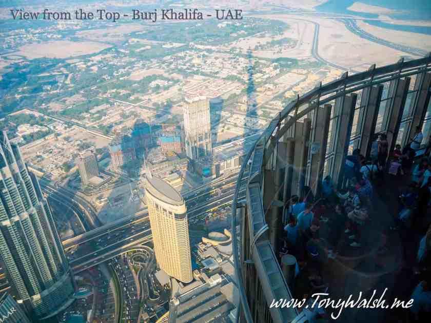 Burj Khalifa - UAE