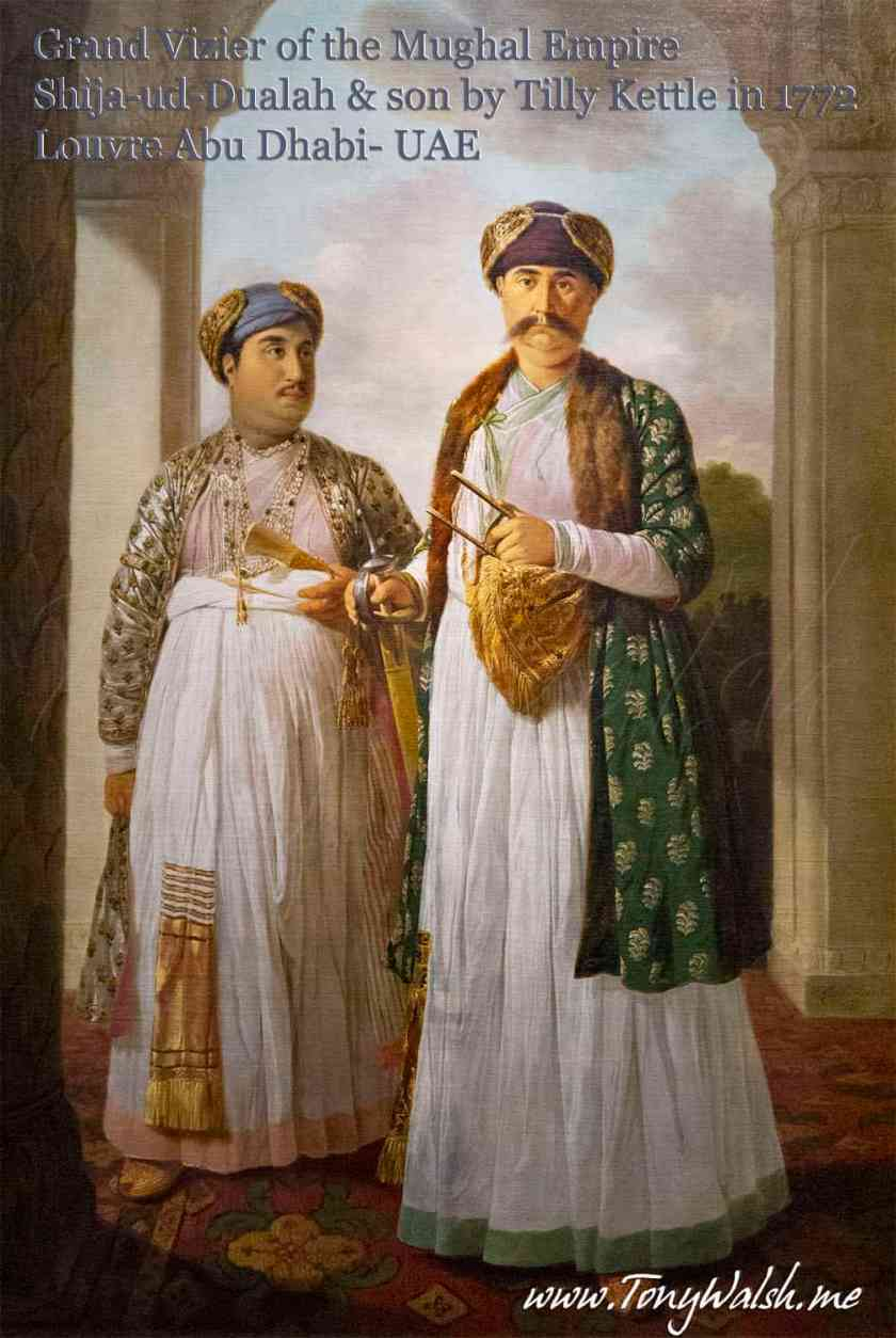 Louvre Abu Dhabi Grand Vizier