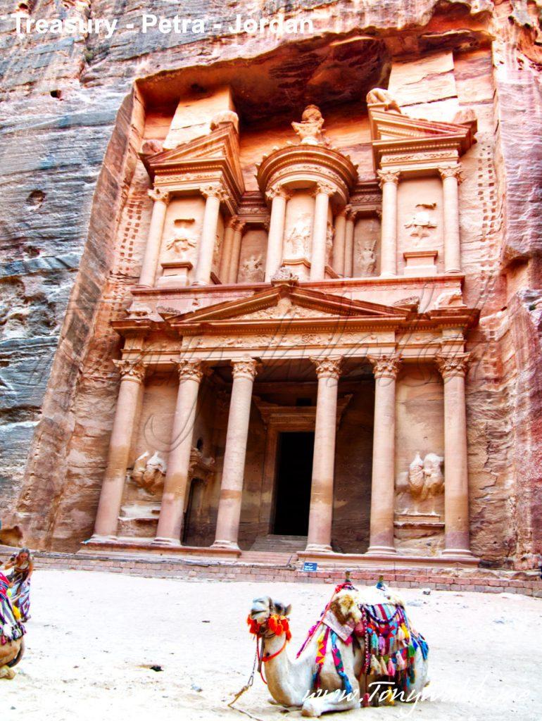 Treasury Petra Camel
