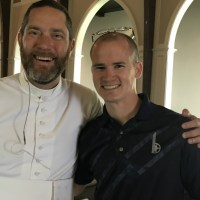 Ever had a beer with a priest?
