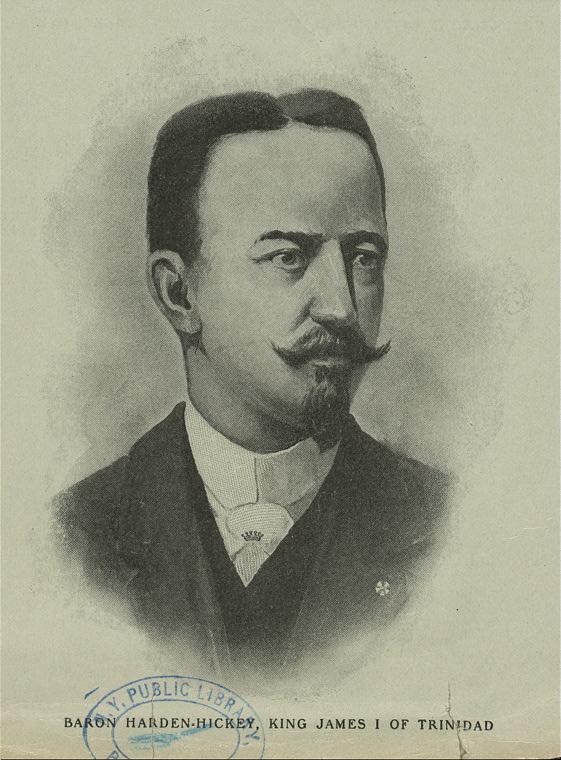 James Aloysius Harden-Hickey (December 8, 1854 - February 9, 1898)