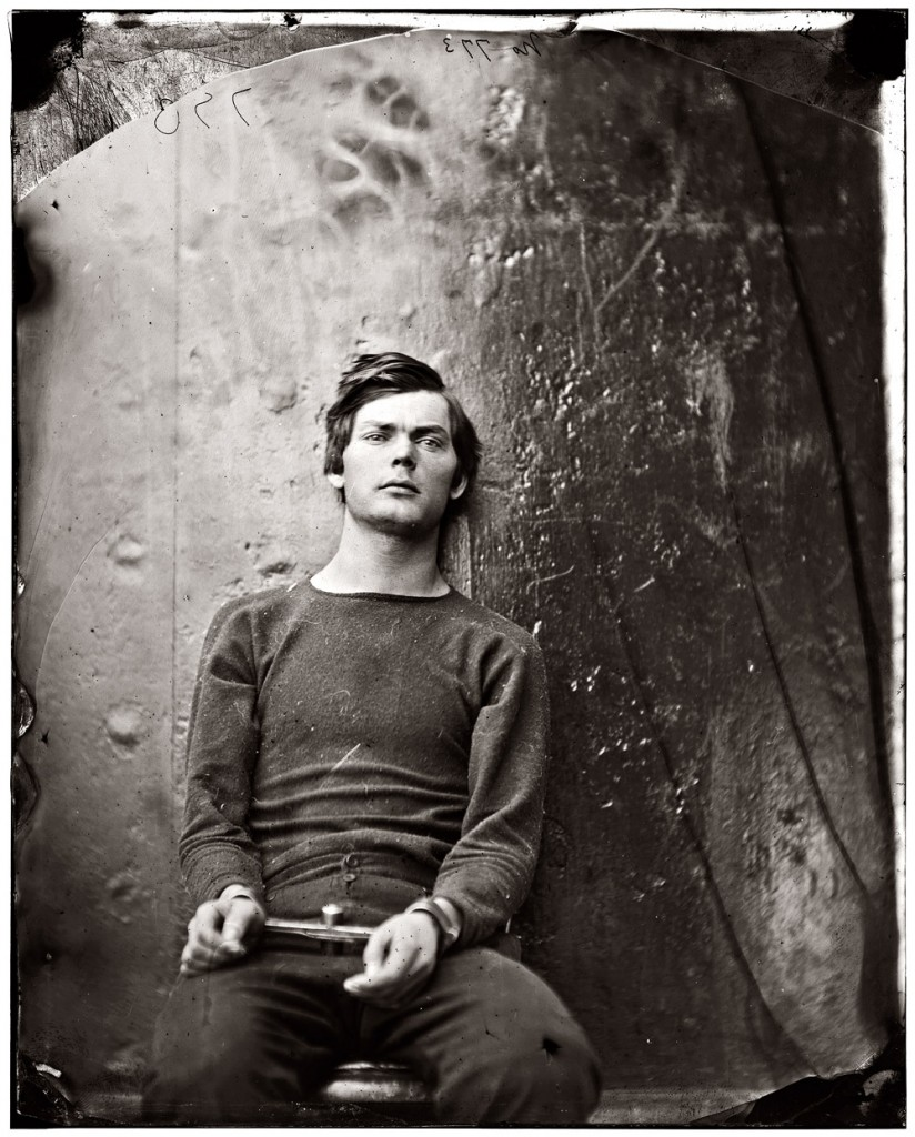 Lincoln assassination conspirator Lewis Powell in 1865