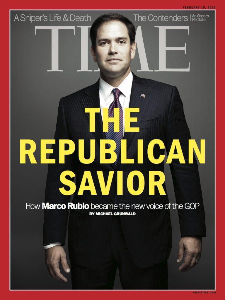 Marco Rubio Time Magazine