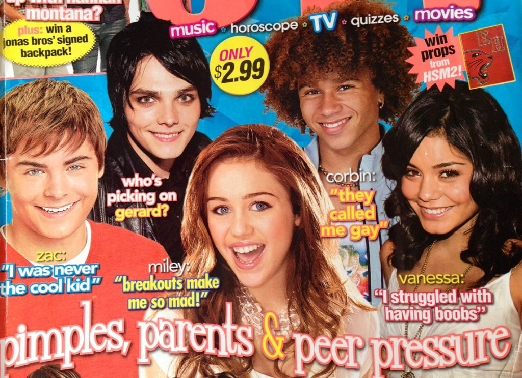 J-14 Magazine - August 2007