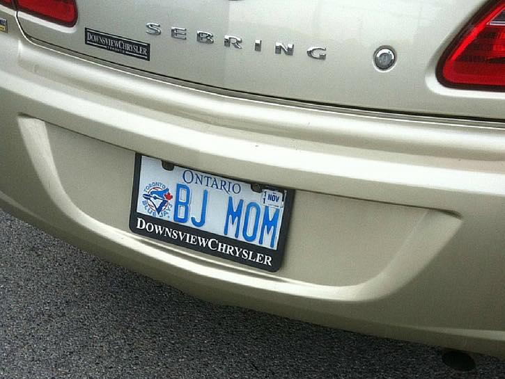 BJ Mom