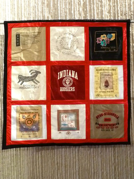 T Shirt Quilt Without Batting