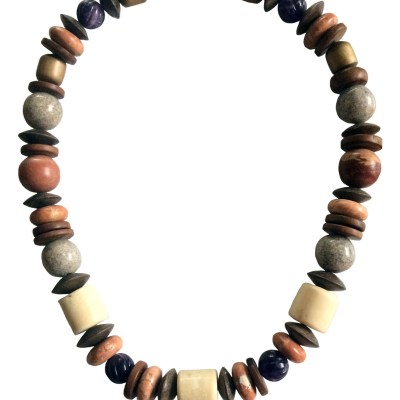 Muscle Shoals Stone Revival Necklace