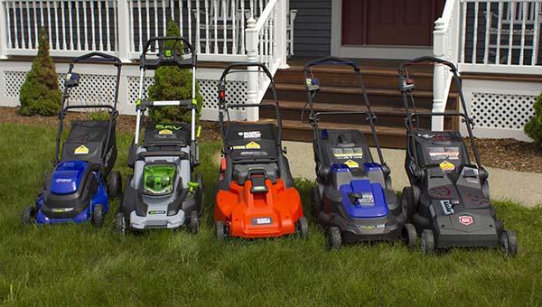 Best Cordless Lawn Mower Tool Box