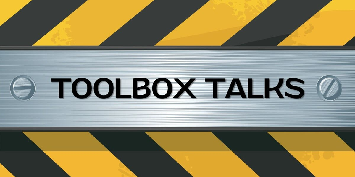 what is a toolbox talk
