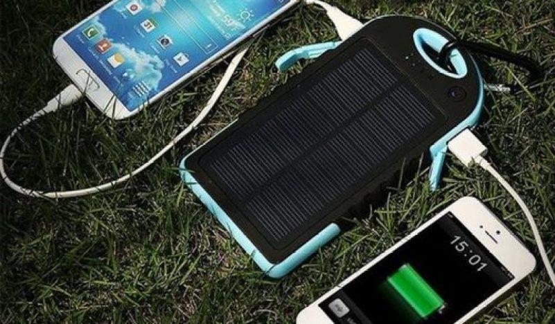 Resultado de imagen para Teléfonos con baterías solares