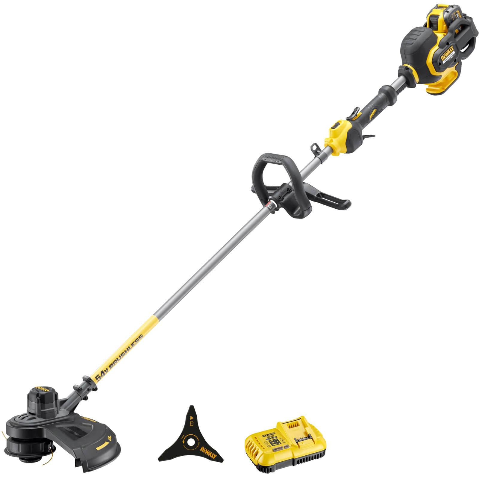 Dewalt Dcm571 54v Cordless Xr Flexvolt Brush Cutter Amp Line