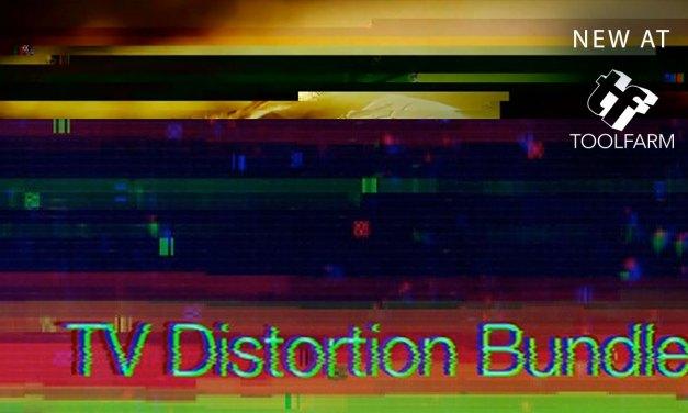 Aescript TV Distortion Bundle for After Effect