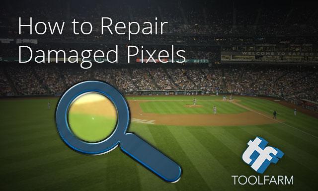 Damaged Pixels
