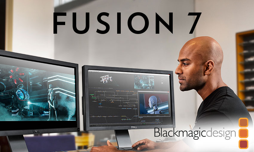 Blackmagic Fusion 7