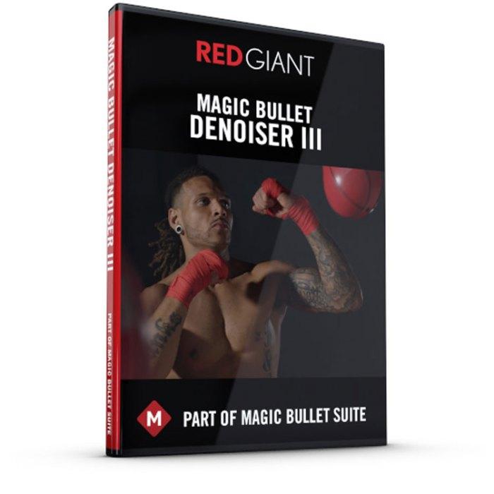 red giant denoiser box shot