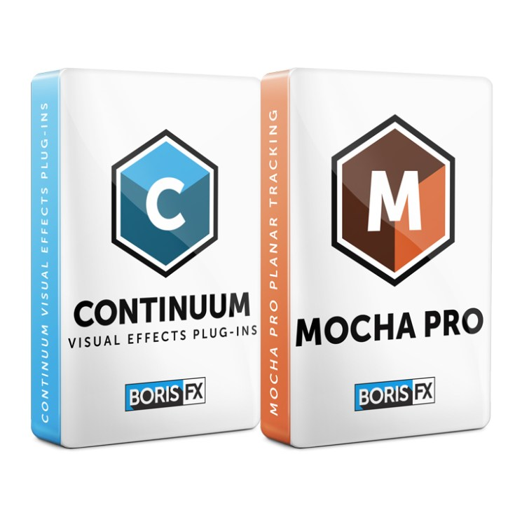 continuum and mocha pro