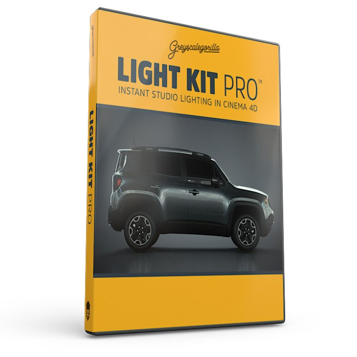 Greyscalegorilla Light Kit Pro
