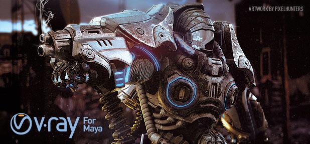 Vray for Maya