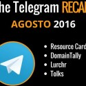telegram recap