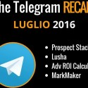 telegram recap