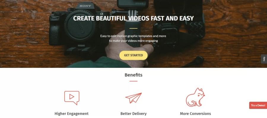 typito creare video