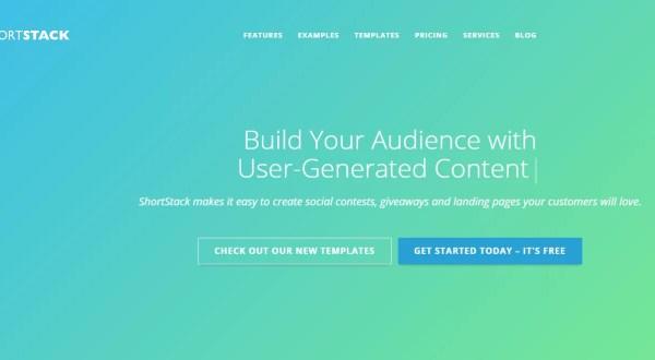 ShortStack contest sui social