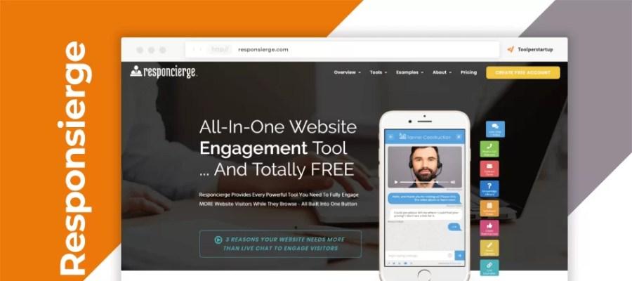 widget per sito responsierge