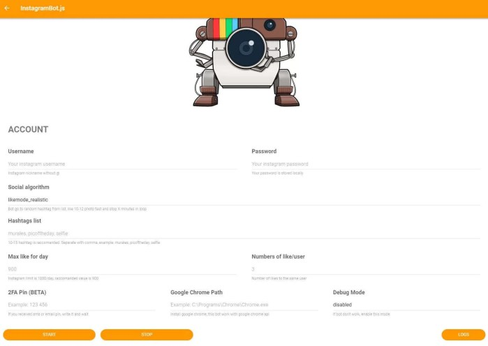 social manager tool instagram dashboard