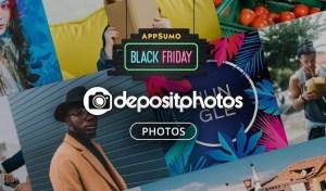 depositphotos black friday