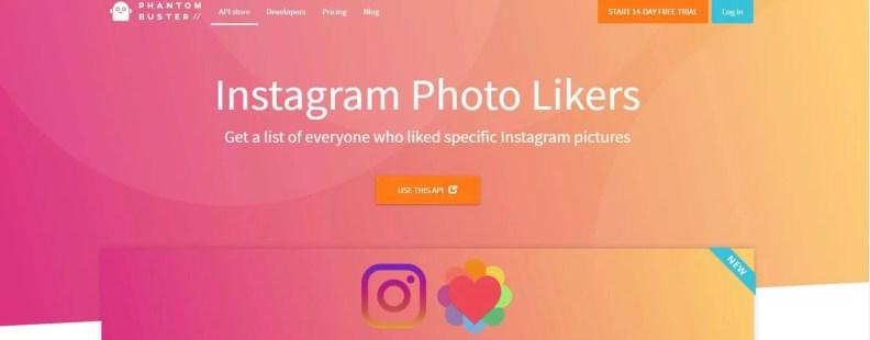 phantombuster instagram likers