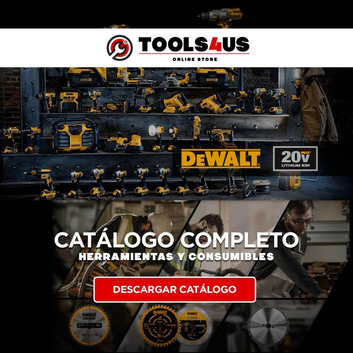 descargar catalogo herramientas completo consumibles ferreteria dewalt - Catálogos y precios Herramientas DeWalt 2018