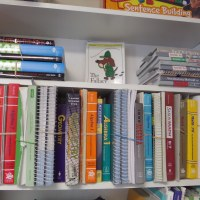 Homeschool curriculum at Tools for the Home Educator