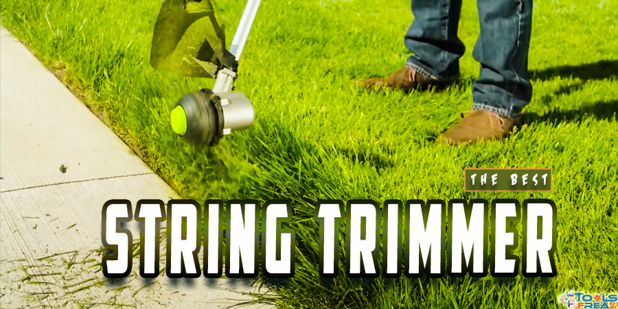 Best Brush Cutter and String Trimmers to Keep Your Yard Clean and