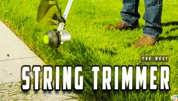 The Methods of How to Replace the String Trimmer Line