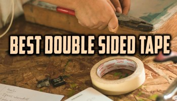 Best Double Sided Tape - No More Mess with Glue