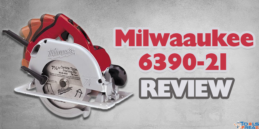 Milwaaukee 6390-21 Review