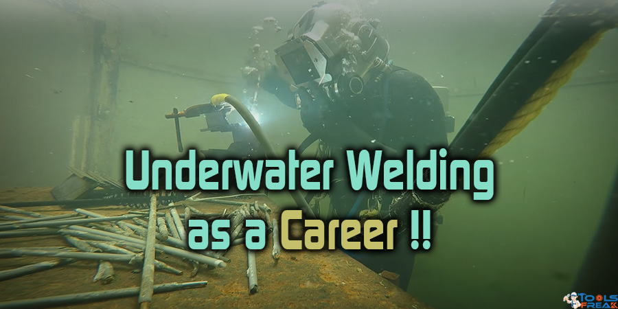 Underwater Welding as a Career