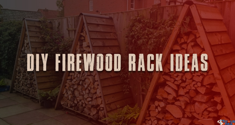 DIY Firewood Rack ideas