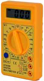 Tekpower Dt830b LCD Digital Voltmeter Ammeter Ohm Multimeter