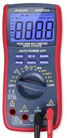 AstroAI Digital Multimeter, TRMS 6000 Counts Volt Meter Manual and Auto Ranging