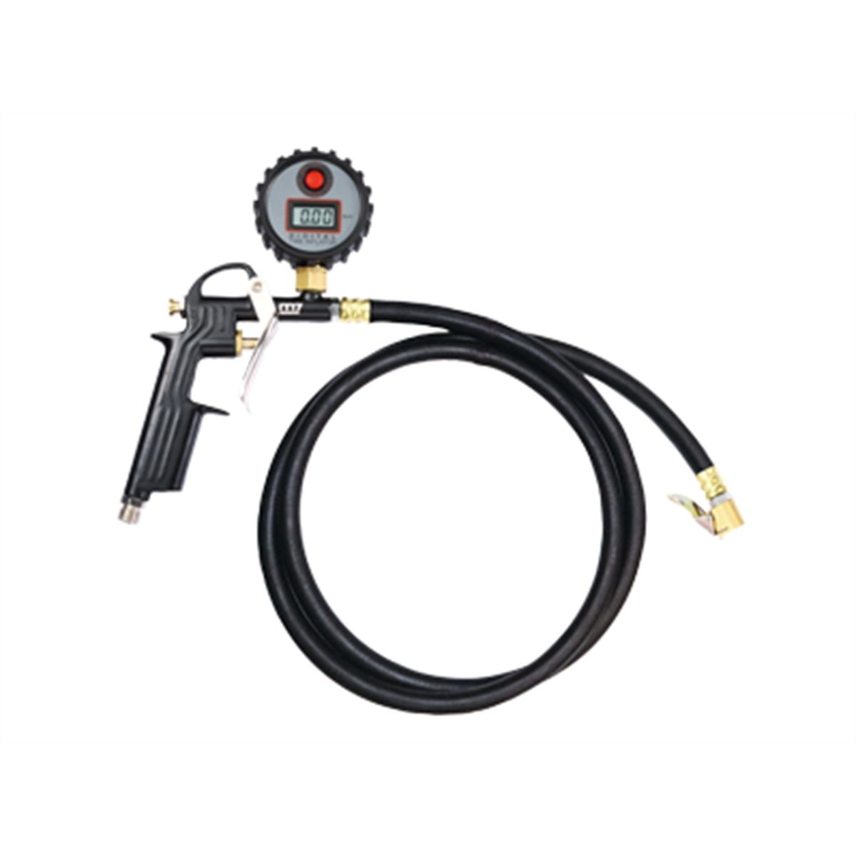 M7 Digital Tire Inflator W 5 Ft Hose