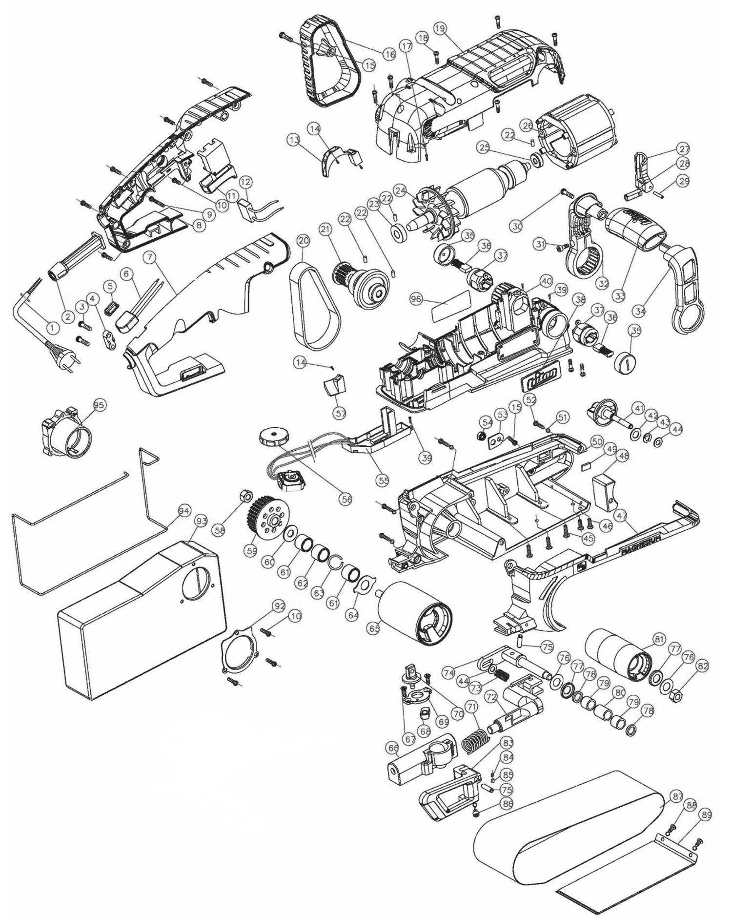 Hilti Dsh 700 Parts Diagram Within Diagram Wiring And