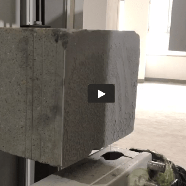 cement cutting with diamond loop