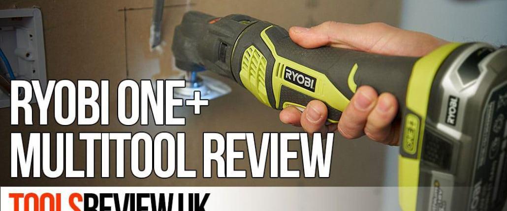 Ryobi One+ Multitool Review